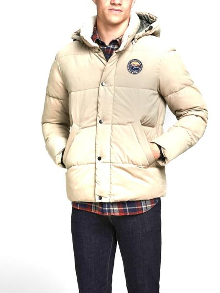 JJSURE PUFFER JACKET CROCKERY-X