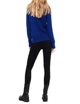 ONLSANDY L/S PULLOVER CC KNT SODALITE BLUE- X