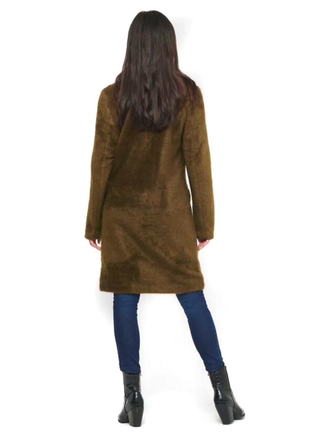 ONCLAIRE COAT TOASTED-X