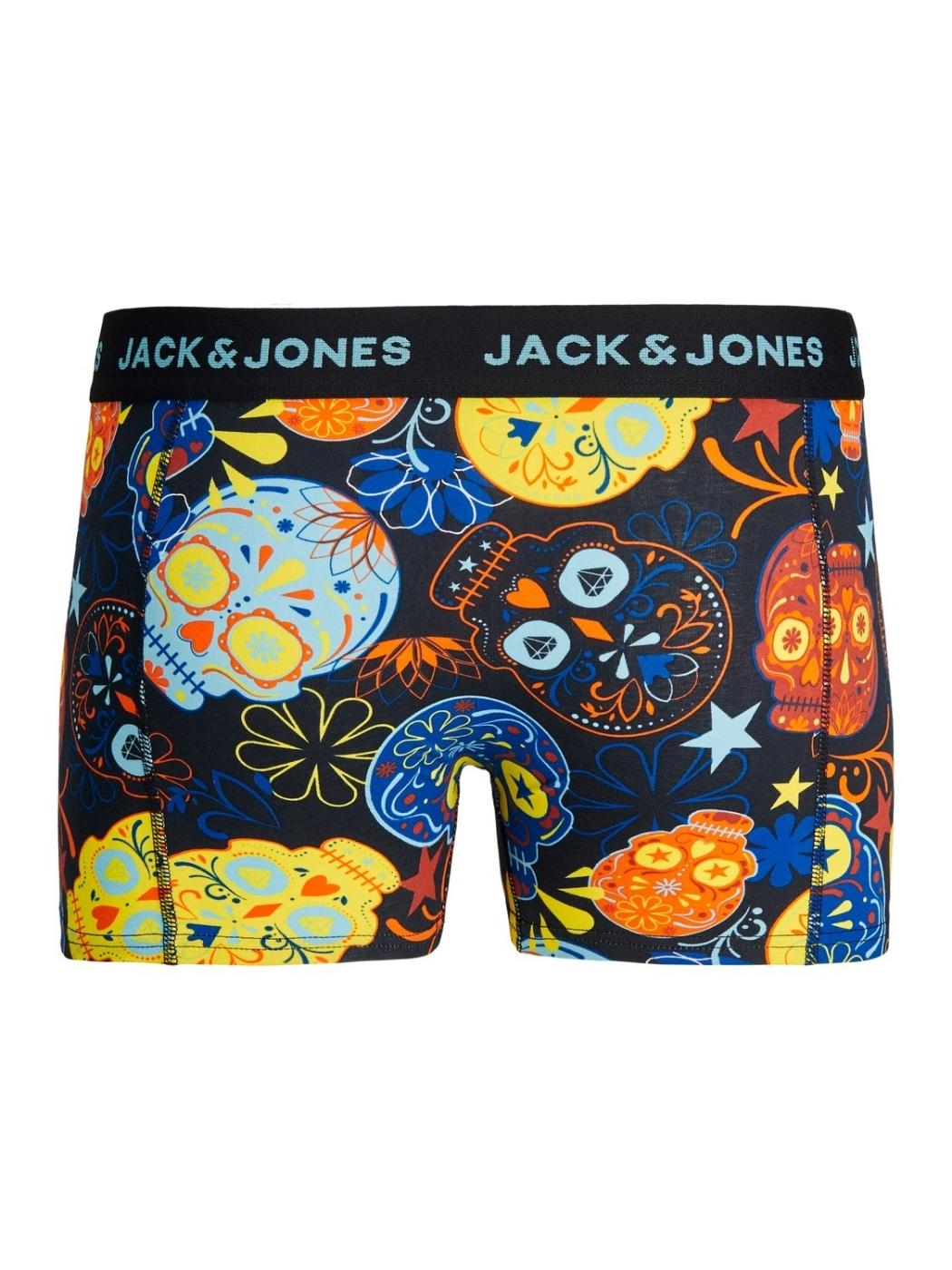 JACSUGAR SKULL TRUNKS 3 PACK. NOOS-X