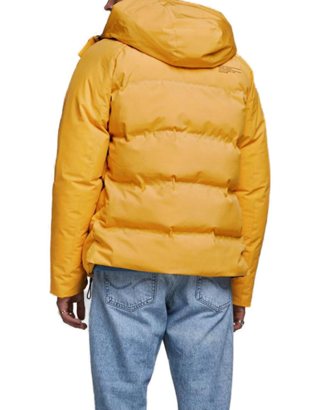JCOALBERT TECH PUFFER GOLDEN ORANGE-X