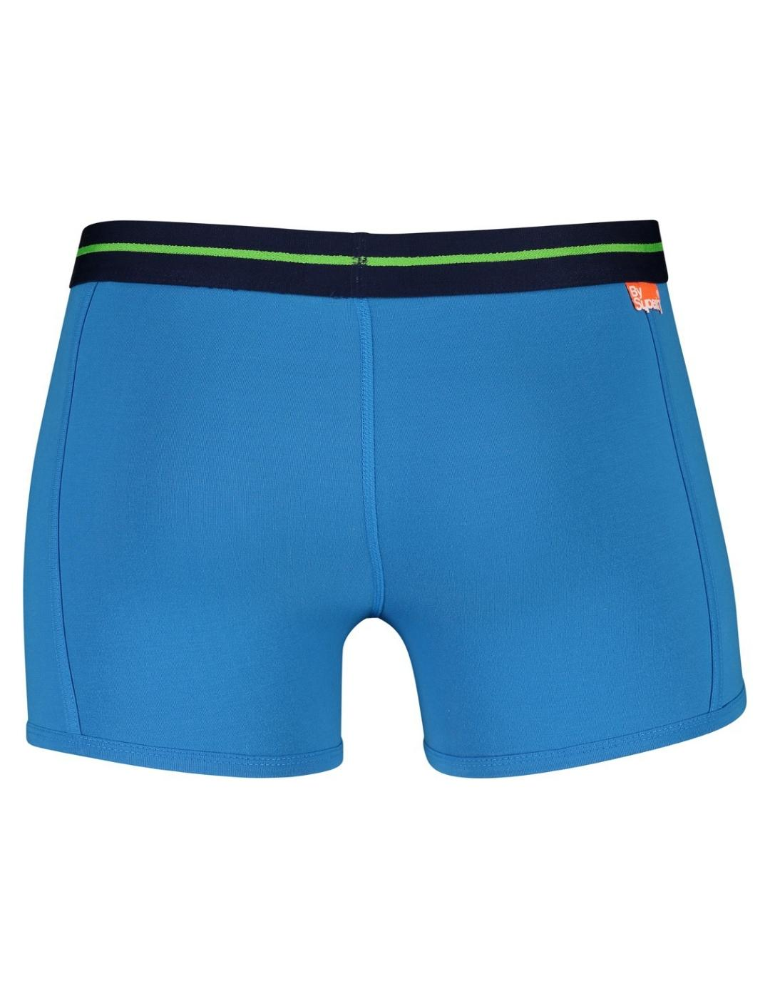 SPORT BOXER DOUBLE PACK CAL CACTUS/BLUE-W