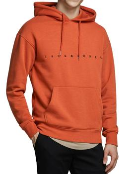 JORCOPENHAGEN SWEAT HOOD BURNT-X