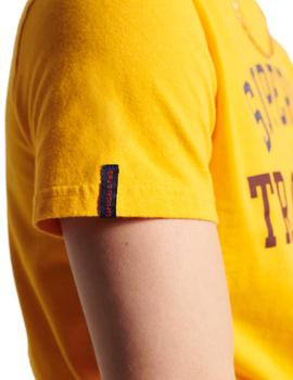 TRACK - FIELD GRAPHIC TEE 220-Y