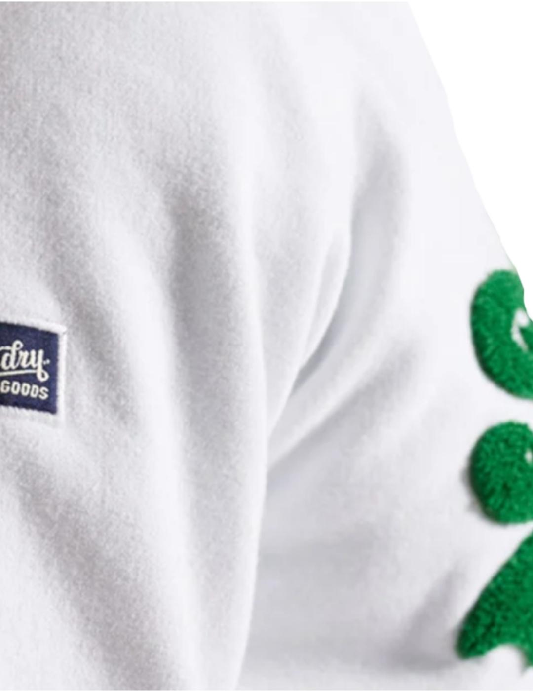 VL CHENILLE UB CREW SWEAT OPTIC- Y