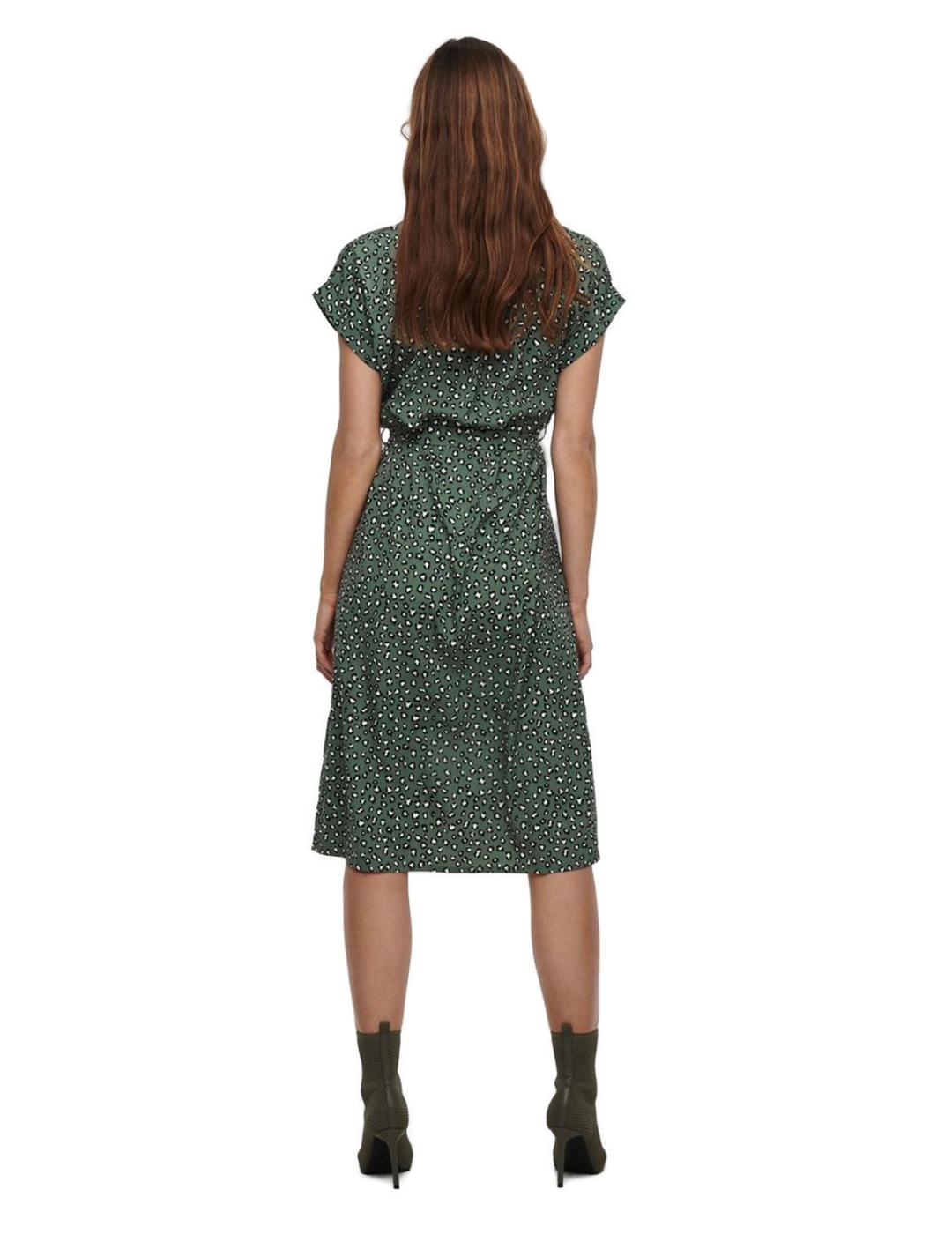 ONLHANNOVER S/S SHIRT DRESS NOOS LAUREL-Y