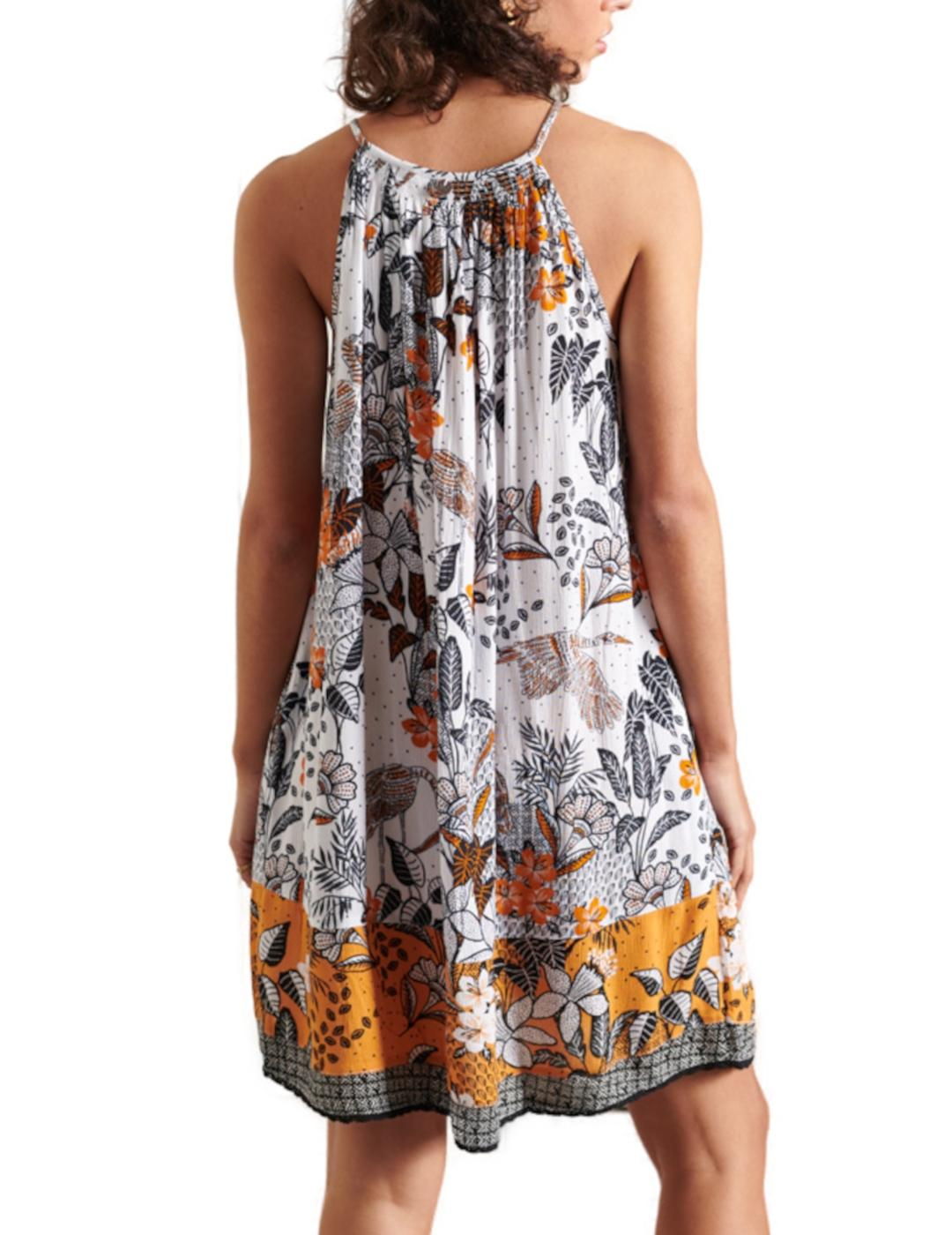 BEACH CAMI DRESS-Y