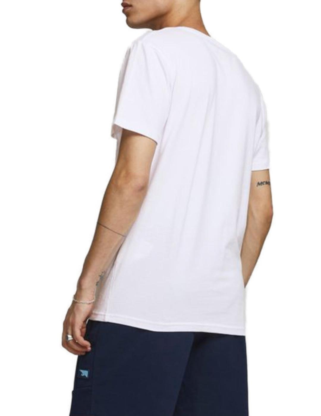 JCOSLICES TEE SS CREW NECK WHITE-Y