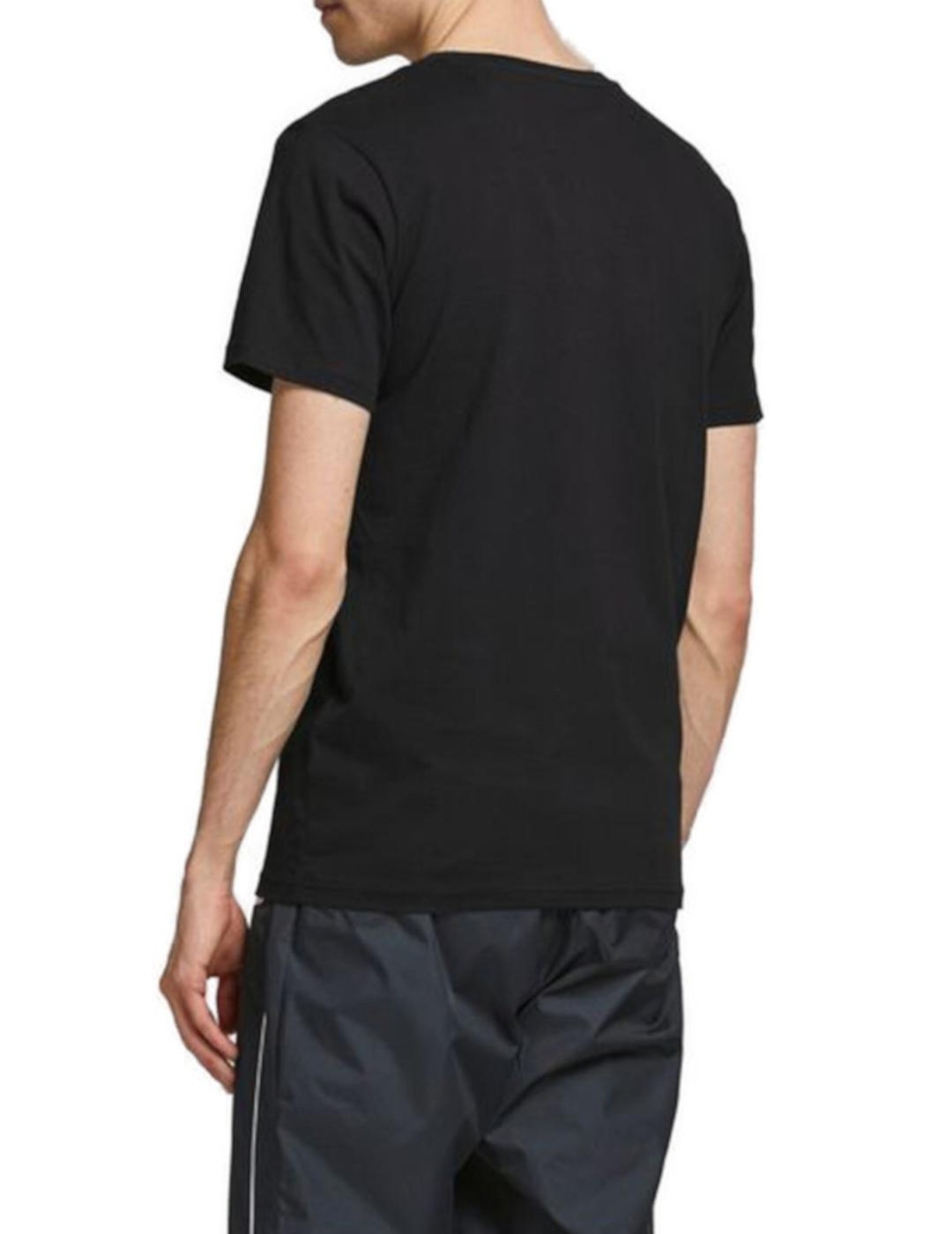 JCOSLICES TEE SS CREW NECK BLACK-Y