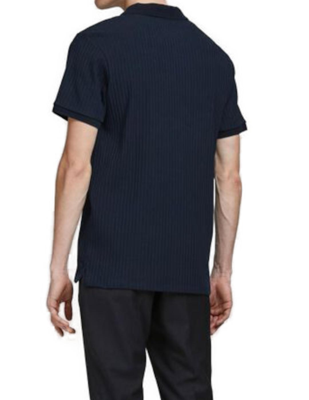 JPRBLAISAAC SS POLO NEW NAVY-Y