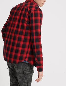 WORKWEAR L/S SHIRT-V