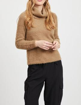 VIALINJA KNIT L/S TOP TIGERS-V