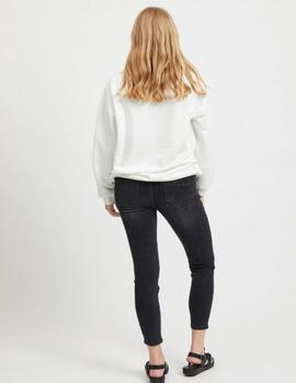 VITENLEY L/S SWEAT CLOUD-V