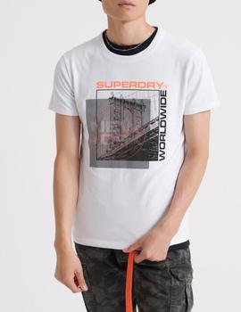TICKET TYPE CITY TEE-V
