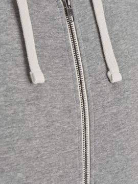 JEEHOLMEN SWEAT ZIP HOOD NOOS LIGHT-V