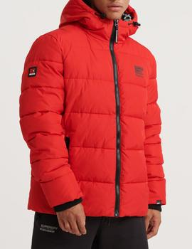 TAPED SPORTS PUFFER-V