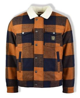 HACIENDA CHECK JACKET-V
