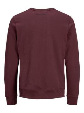 JJCOWER SWEAT CREW NECK PORT-V