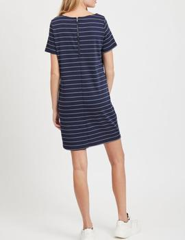 VITINNY NEW S/S DRESS TOTAL-U