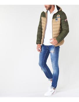JORJOSH JACKET A-12 TIGERS-V