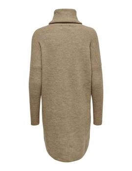 ONLJANA L/S CIWNECK DRESS INDIAN-V