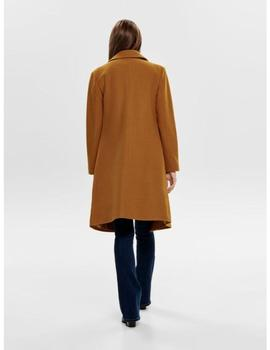 ONLLOUISA WOOL COAT CC PUMPKIN-V