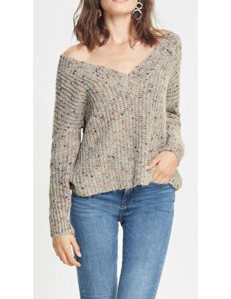 ONLHANNY VIRIL L/S PULLOVER LIGHT-V