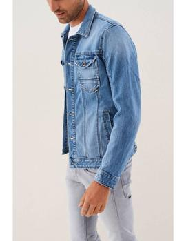 CHAQUETA DENIM-W