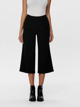 ONLCAISA CULOTTE PAINTS BLACK-W