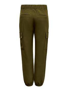 ONLGLOWING CARGO PANTS KALAMATA-W