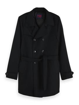 CHIC SHORT TRENCHCOAT-V