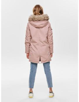 ONLWAY FUR CANVAS PARKA MISTY-V