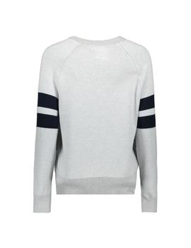 AMY LOGO KNIT-W