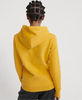REG FLOCK ENTRY HOOD-W