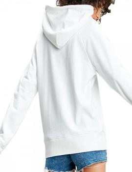 GRAPHIC SPORT HOODIE FILLED BW-W