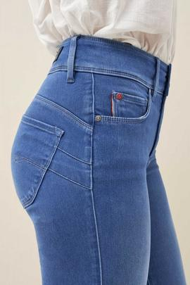 VAQUEROS PUSH IN SECRET SKINNY EMANA-W