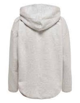 ONLFMARTINA L/S HOOD PRINT LIGHT-W