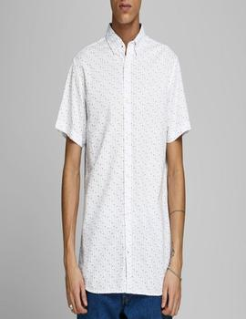 JPRBLU SUMMER JACKSON SHIRT WHITE-W