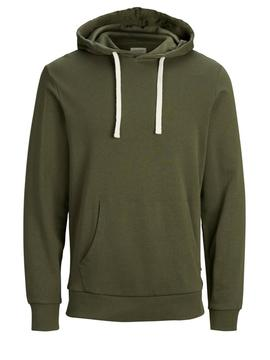 JJEHOLMEN SWEAT HOOD NOOS DUSTY-W