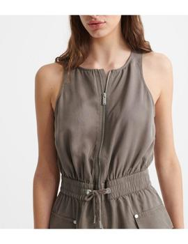 NEVADA HALTER PLAYSUIT-W