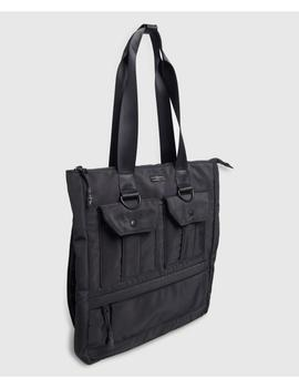 CONVERTIBLE UTILITY TOTE-W