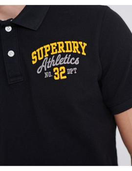 CLASSIC SUPERSTATE S/S POLO-W