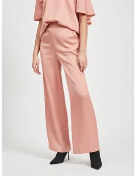 VIALICE HWRE PANTS ROSE-V