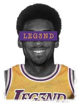 Camiseta LEG3ND-MAMBA-W