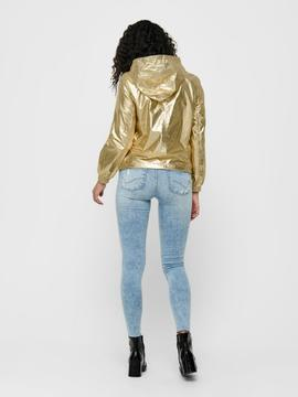 ONLALICIA METALLIC JACKET PALE-W