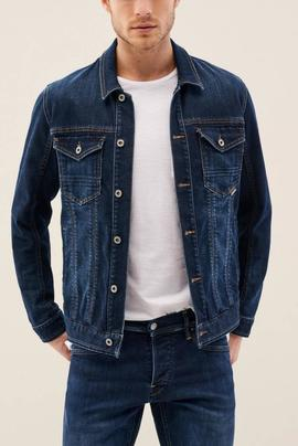 CHAQUETA DENIM-X
