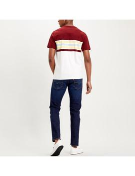 SS ORIGINAL HM TEE POP STRIPE-X