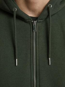JJESOFT SWEAT ZIP HOOD NOOS ROSIN-X