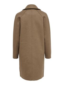 ONLBERNA BONDED COAT TOASTED-X