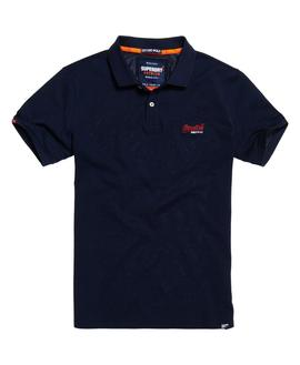 MERCERISED LITE CITY POLO RICH-U